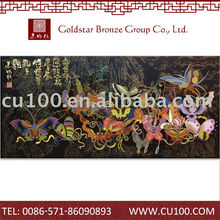 Direct Factory Price Hot selling metal wall art