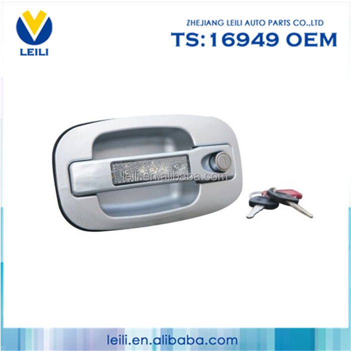 New Design Spare Parts auto door lock for peugeot