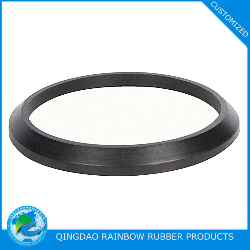 Custom Molded Anti-Vibration Rubber Gasket