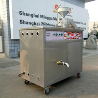 Professional Electric Gas Industrial Soy Milk Processing/bean sprout making machine