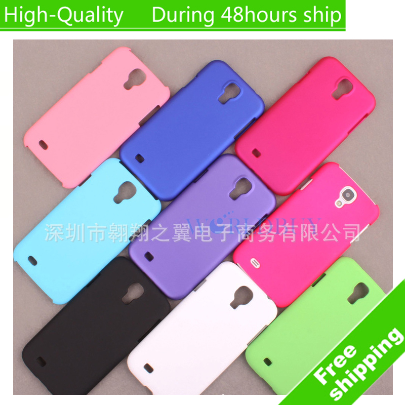 For Samsung Galaxy S4 Mini i9190 Ultra Thin Scrub Phone Shell Frosted Plastic Matte Hard Back Case Cover Protective Shell