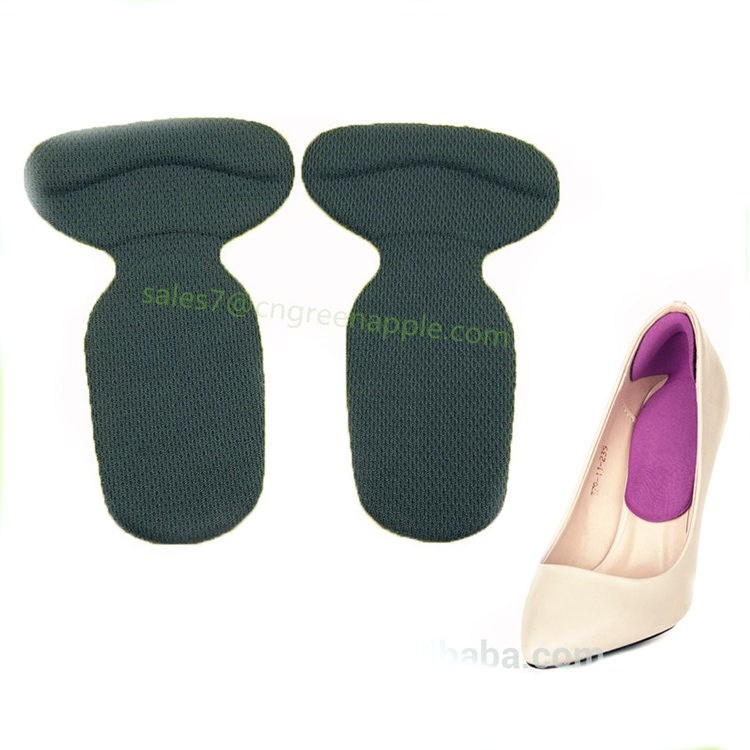 Foot Heath Care Insole Women Dress shoes High Heels Hidden Comfort Self Adhesive Heel Spur Cushions Protection Gel Liner Gripper