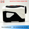 AITE laser range finder golf range finding device sights and optics golf rangefinders