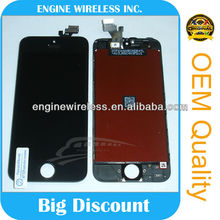 for apple iphone 5g lcd display,china supplier,guangzhou oem
