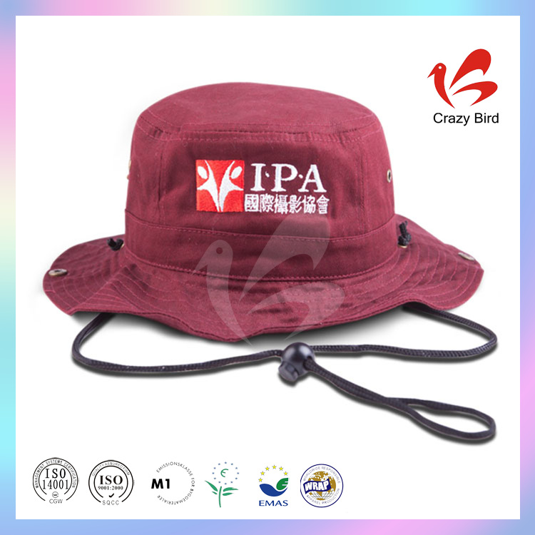 Sell Like Hot Cakes Crazy Bird Personalized Ajustable Hat Baby Bucket Hat With Ears