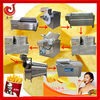 fully automatic 304 stainless steel industrial pringles from fresh potato machine pineapple snacks making machine