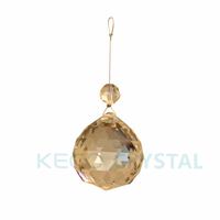 Hanging Glass Ball, keco crystal is work on all kinds of Chandelier Crystals, and produce Customized chain