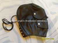 Leather Fetish Hood