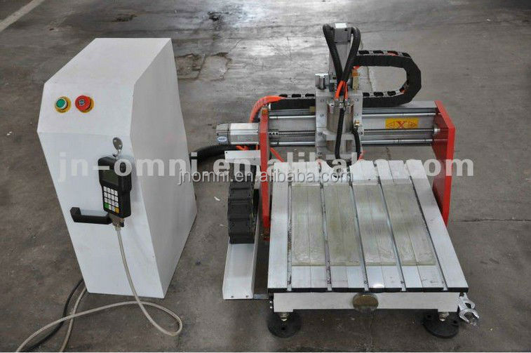 hotsale sign/wood/badges mini 3030 cnc router /small production machinery