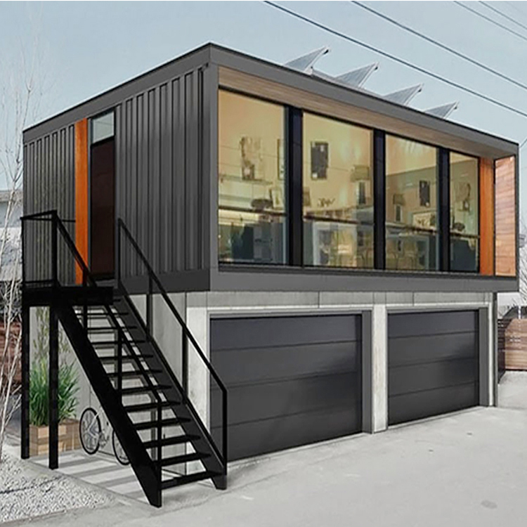 InfiCreation recyclable prefabricated container homes manufacturer for toilet-4