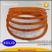 SOLID Factory sales T type T5 / T10/ AT5/ AT10/ DT5/ DT10/ XL/ L/ H or customized synchronous rubber endless timing belt