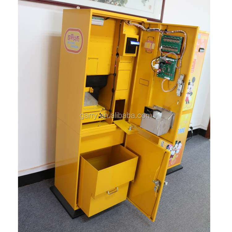 Automatic Change Machine ~ Automatic token changer coin change vending machine
