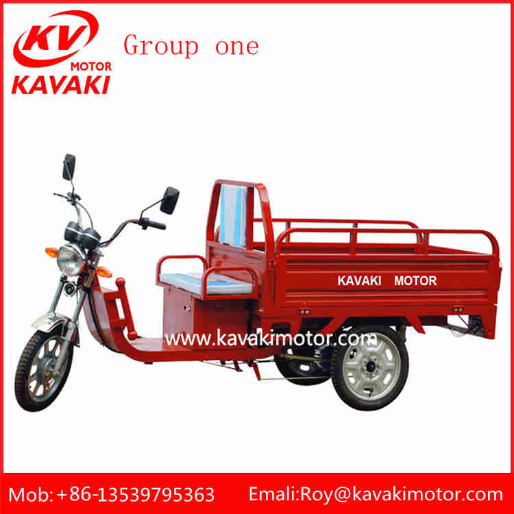 Cheap Cargo Electro-tricycle For Sale