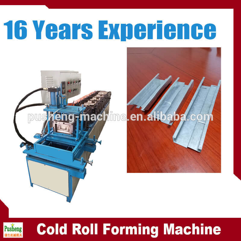 hot sale press steel door frames forming machine manufacturer