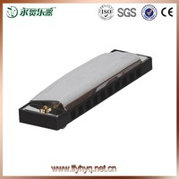 China manufacturers of children's toys wholesale fine metal harmonica