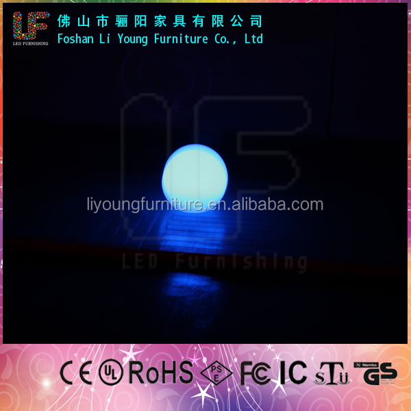 Outdoor decoration battery operated LED light balls LED Ball light