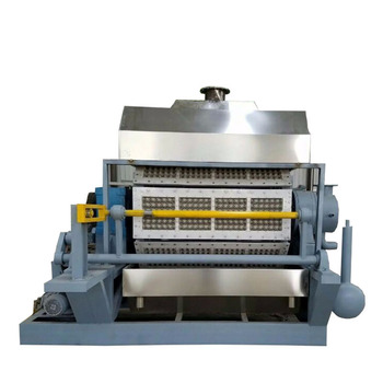 ZT4-8 4500 Pieces Automatic egg crate making machine/cheap price egg tray making machine/egg tray production line