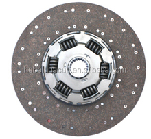 Chinese heavy truck clutch disc/HOWO clutch kit/clutch plate 430mm