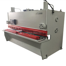QC11K guillotine NC metal sheet cutting machine manufacturer shearer supply hydraulic steel plate shearing machine for sale