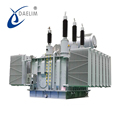 Three phase On-load Tap-changing 150mva 60kv transformer