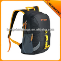 small black outdoor backpack