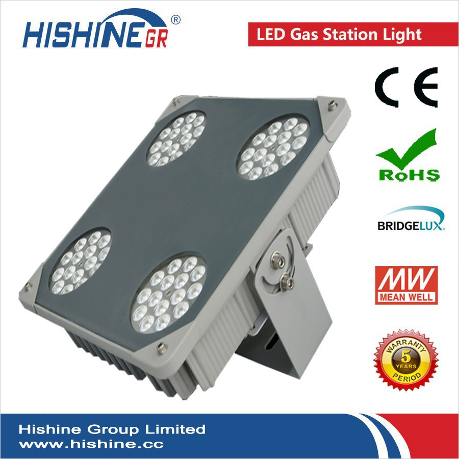 LED flameproof ATEX 60w light for gas stations