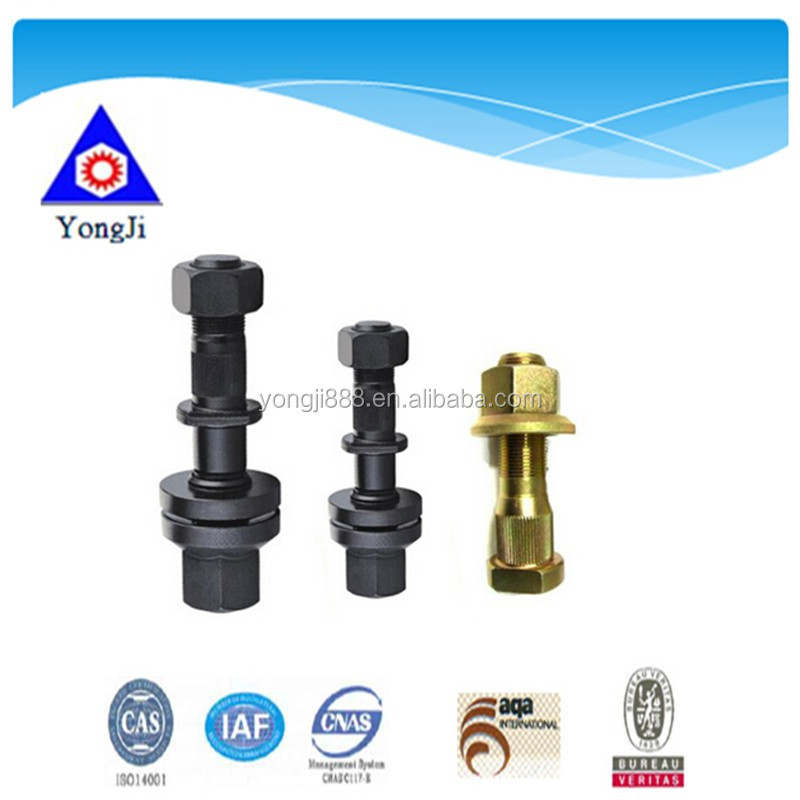 high performance wheel bolt for various truck and trailers
