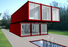 China 20ft/40ft Economic Modified Prefabricated Container house/hotle