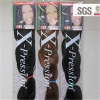 factory direct for African synthetic hair braiding