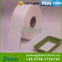 Special design widely used chilled meat absorbent pad