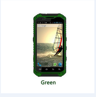 landrover A9 MTK6582 Quad Core Android 4.2 IP67 GPS outdoor mobile phone 3g rugged smartphone