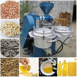 easy operation rice bran oil extraction