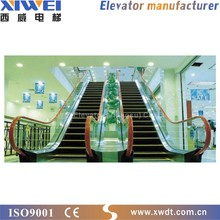 Famous Brand XIWEI Indoor , Outdoor VVVF Passenger Escalator & Moving Walk