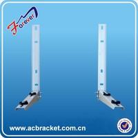 Professional Manufacturer! Cold Rolled Steel vertical folding blinds, Variety types of bracket
