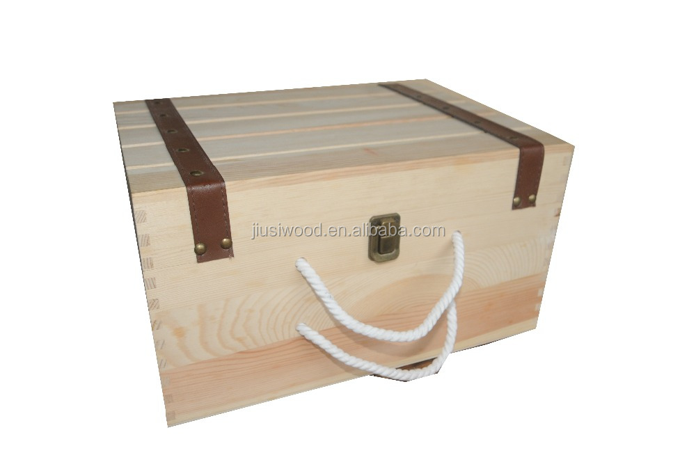 High quality customized wooden box