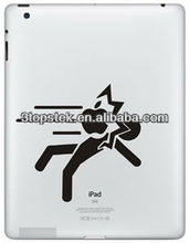 For IPAD4 vinyl sticker,Unique decal for IPAD4, professionally-designed vinyl sticker