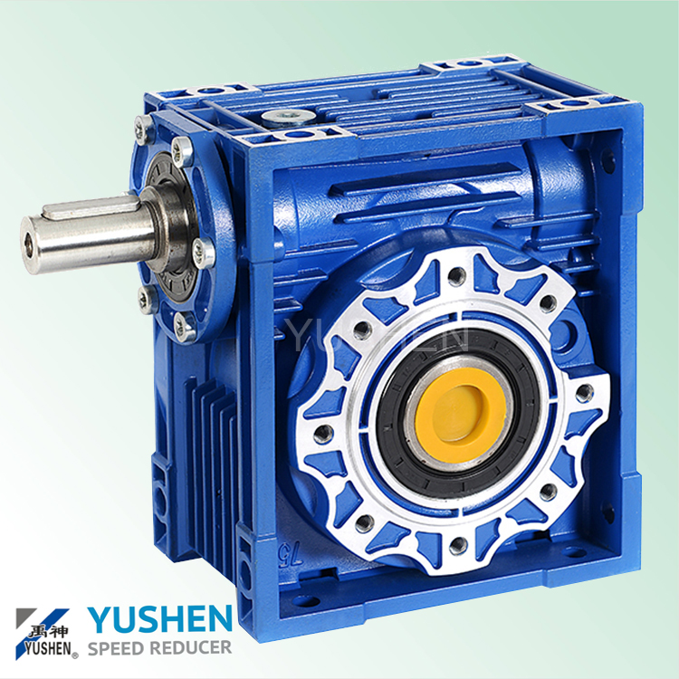VF Series 90 Degree 1:7.5 Ratio Speed Reducer Gearbox