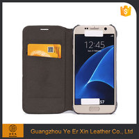 China supplier factory price wholesale guangzhou custom design leather mobile phone case for samsung galaxy s5 s7 edge