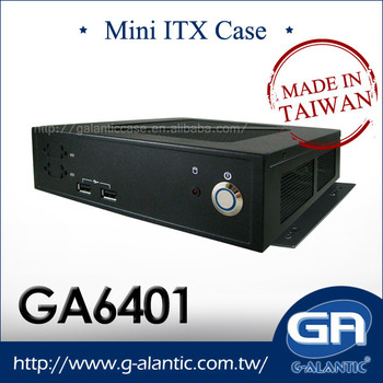 GA6401 - OEM Mini ITX Computer Case for Thin Client PC