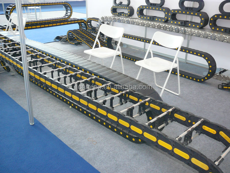 Cable carrier for electronic equipment