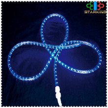 2D led christmas figures 24v waterproof led for sign rope tube lights