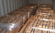 copper ingot 99.99% and copper cathode 99.99% and copper wire from factory