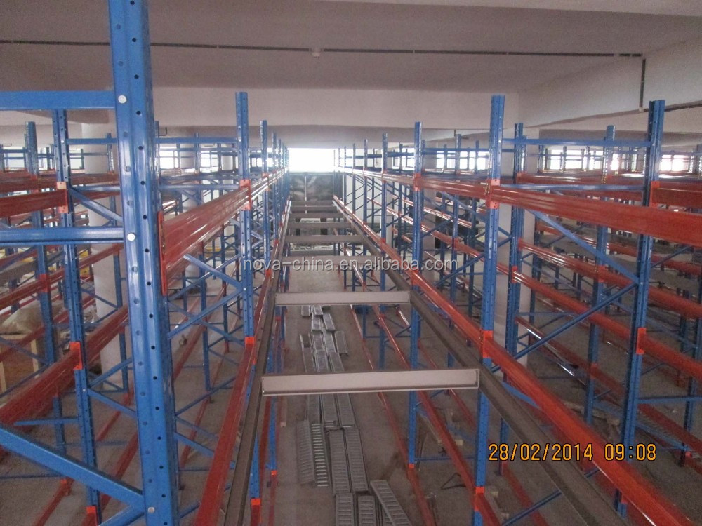 Multi Tier Mezzanine with 10 years warranty time