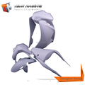 plastic injection motorcycle front fairing fiberglass body kits for motorcycle for honda cbr250rr