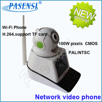 Pasensi Newest PS-T1 USB Skype Phone Driver H.264 USB Connector Mobile Phone