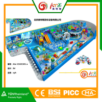 Factory direct supply indoor playground ball pool with competitive price
