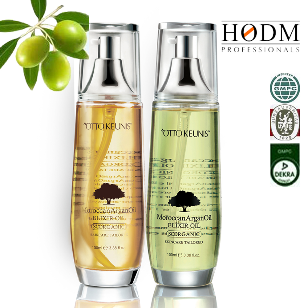 High Quality Professional Herbal Argan Hair Oils OEM Repair Essence Bio Argan Oil Hair Oil Best Caring For Hair & Skin