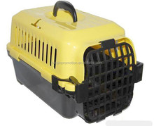 World travel folding pet carrier plastic