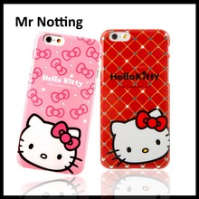 2016 design your own cell phone back cover for samsung galaxy hello kitty case