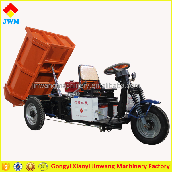 Made In China 2000W 72V cargo electric new 3 wheel car used heavy loading